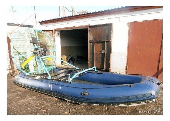 лодка лиман 470